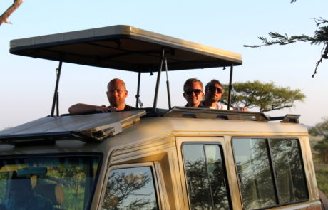 Serengeti safari tursit golf